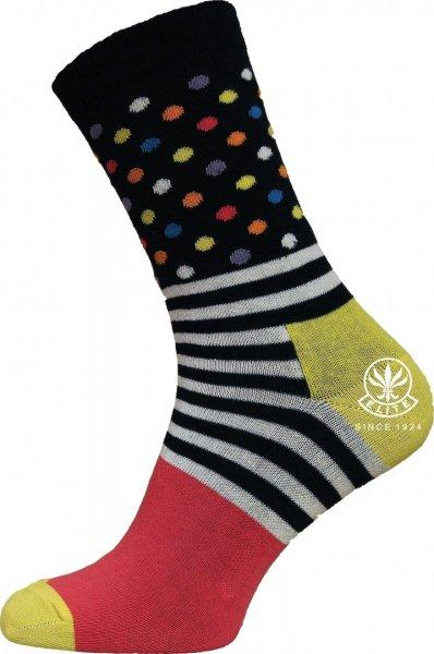Dámské ponožky CRAZY SOCKS  976d3768d1